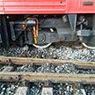 В Амурской области России с рельсов сошел локомотив