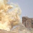 Свыше 15 боевиков погибли и получили ранения при ракетном ударе на севере Сирии