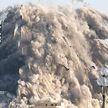 Четыре небоскреба взорвали в Абу-Даби