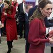 Кейт Миддлтон вышла в свет в платье популярного масс-маркета