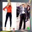 Платья на запах, монохром и брюки со стрелками: как выглядеть стройнее? 3 эффективных совета