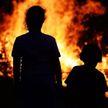 Шестилетняя девочка спасла семью от гибели во время пожара