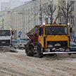 Могилёвских коммунальщиков критикуют за некачественную уборку снега