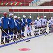«Золотая шайба»: городские соревнования по хоккею среди детей и подростков стартовали на «Чижовка-Арене»