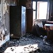 История счастливого спасения: мужчина продолжает жить в сгоревшей комнате