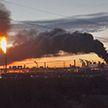 Пожар на НПЗ в Москве локализован