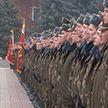 У Брэсце 377 дэсантнікаў урачыста звольніліся ў запас