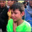 Нелегальных мигрантов из Центральной Америки не пустили в Мексику