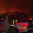 Сильные пожары в аргентинской провинции Кордова: людей эвакуируют