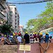 Госпереворот в Мьянме: военные отозвали около 100 сотрудников посольств из 19 государств