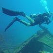 Дайверы обнаружили на дне моря древние сокровища и достали их штопором