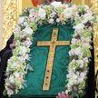 Лукашенко передал в дар церкви воссозданную святыню – напрестольный Туровский крест