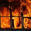 Мужчина погиб в пожаре в Давид-Городке