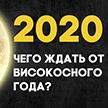 Високосный 2020 год: стоит ли откладывать свадьбу и какова вероятность родиться 29 февраля