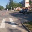 82-летняя велосипедистка попала под машину в Новолукомле