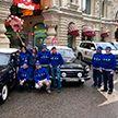 Участники исторического «Ралли Монте-Карло» прибудут в Минск