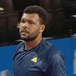 Французский теннисист Жо-Вильфрид Цонга проиграл в первом матче после долгого перерыва