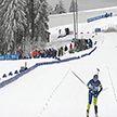 Норвежская биатлонистка Тириль Экхофф выиграла спринтерскую гонку на шестом этапе Кубка мира