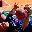 Вячеслав Хоронеко поднял гирю 1070 раз и посвятил новый рекорд II Европейским играм