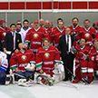 Большой хоккей: 12-е соревнования на призы Президентского спортивного клуба стартовали в Минске