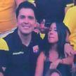 «Камера поцелуев» поймала болельщика за изменой с любовницей на футбольном матче (ВИДЕО)