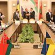 О чём договорились в первый день Форума регионов Беларуси и Украины?