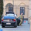 В Варшаве автомобиль пытался протаранить ворота президентского дворца