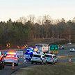 Автобус с детской футбольной командой попал в аварию в США