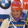 Немецкая биатлонистка Дениз Херманн выиграла заключительный спринт сезона на этапе Кубка мира