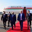 Лукашенко и Алиев провели неформальную встречу в Баку