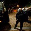 190 человек задержали после беспорядков в Амстердаме