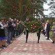 «Беларусь помнит»: героев Великой Отечественной вспоминали под Бешенковичами