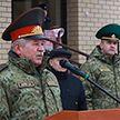 На белорусско-литовском участке границы в «Каменном Логе» сегодня открыли новую заставу