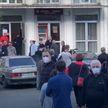 В банке Грузии мужчина захватил 30 заложников