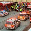 Двухэтажный автобус протаранил остановку в Оттаве: три человек погибли