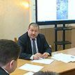 Помощник Президента по Витебской области Анатолий Линевич провел прием граждан в Полоцком районе