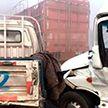 Около 30 автомобилей столкнулись на трассе в китайской провинции Хэнань