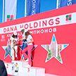 Компания «Дана Холдингс» приняла участие в празднике Международного олимпийского дня в Минске
