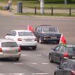 Автопробег «За единую Беларусь!» прошел по маршруту Могилёв – Быхов