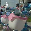 Детский сад с личным велопарком открылся в Минске