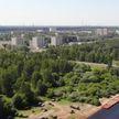 Понтонную переправу через Западную Двину наводят спасатели в Новополоцке