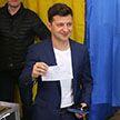 Зеленский получил штраф за демонстрацию бюллетеня журналистам