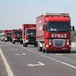 Вторая партия помощи из Польши прибыла в Беларусь: 47 фур и 300 тонн груза