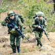 Масштабные командно-штабные учения продолжаются в Беларуси