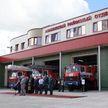 Новая пожарная часть открылась в микрорайоне Лошица в Минске