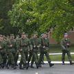 В белорусской армии продолжается весенняя призывная кампания