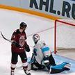 Хоккеисты «Динамо-Минск» прервали победную серию в чемпионате КХЛ