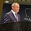 Макей в ООН: Беларусь остается мишенью воинственного давления Запада, практика произвольных санкций должна быть искоренена