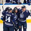 Хоккеисты минского «Динамо» выиграли серию до двух побед у сборной экстралиги