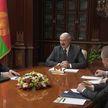 Президент Беларуси встретился с генеральным секретарем ОДКБ
